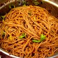 Chinese spicy noodles